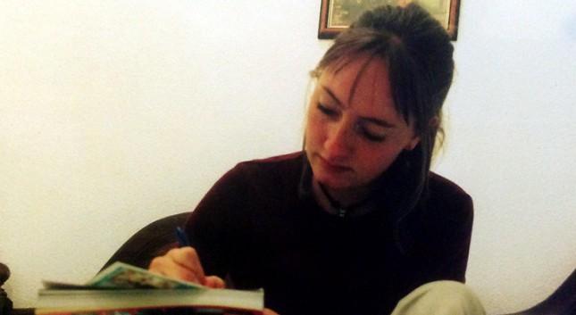 Unge-Maria-Skriver